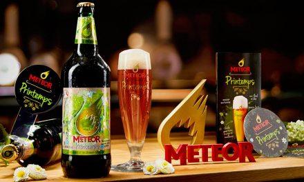 Nouveau packaging pour la Meteor de Printemps