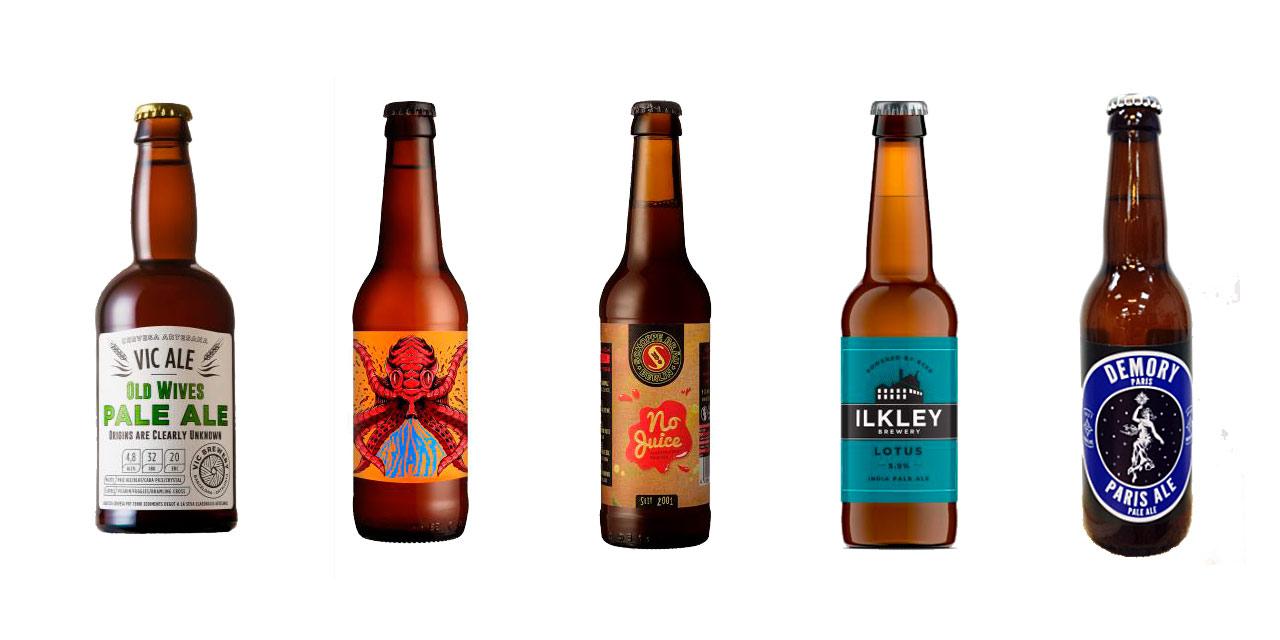 Nicolas élargit son offre de bières artisanales