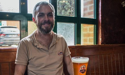 Rencontre avec Colin Smith, brasseur à 3 Brasseurs Eragny