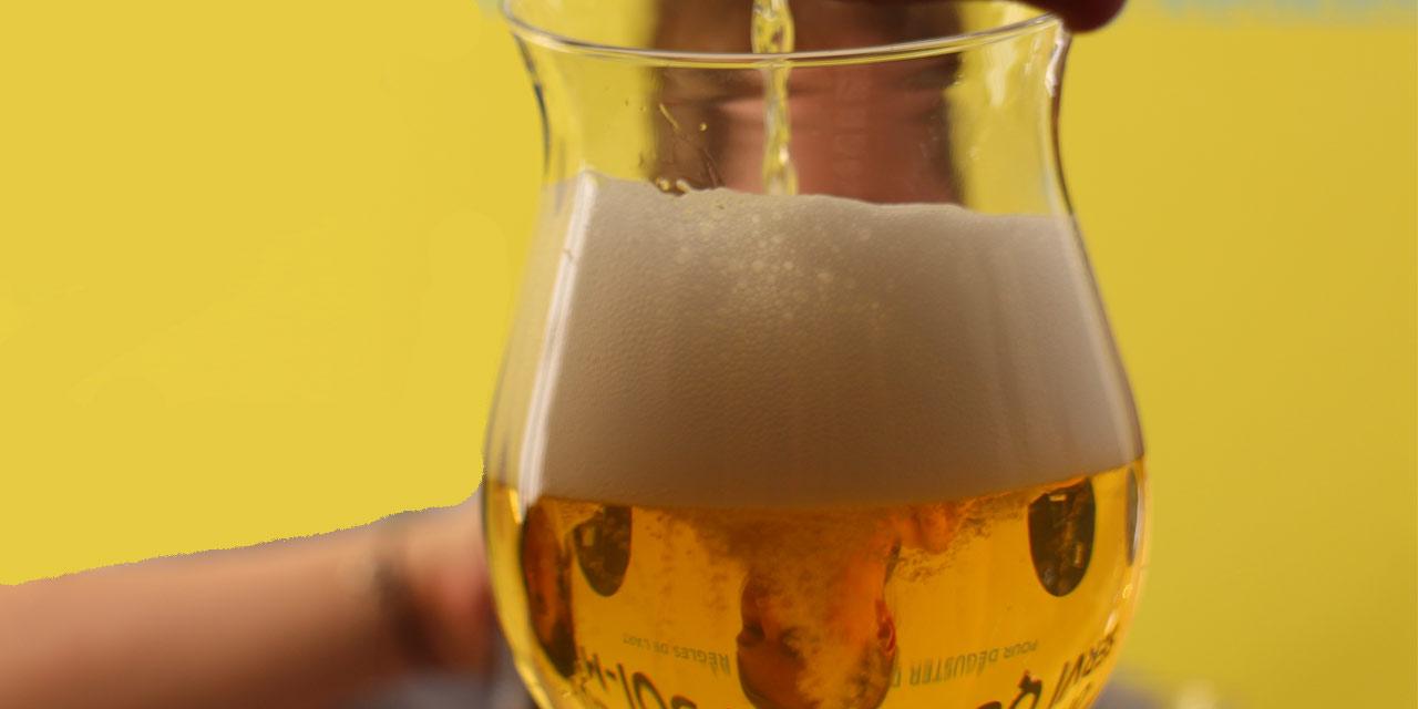 Le marché français de la bière mousse bien, mais restons prudents…