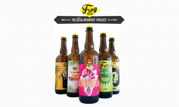 5 bières de la Battle of the Brewers' en édition limitée dans les FrogPubs