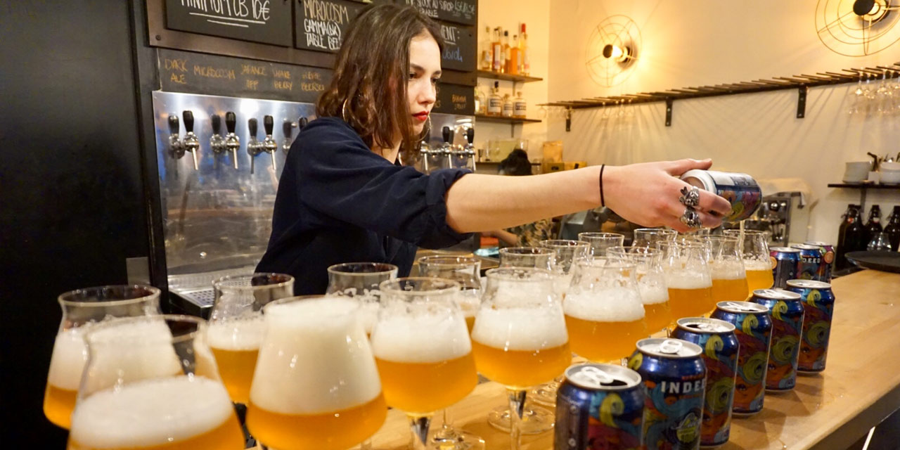 Retour sur le Diner des Epicurieux 2019 avec la Brewers Association