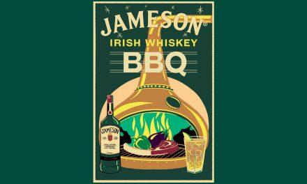 Expérience Jameson et BBQ au coeur du marché Pop à Paris