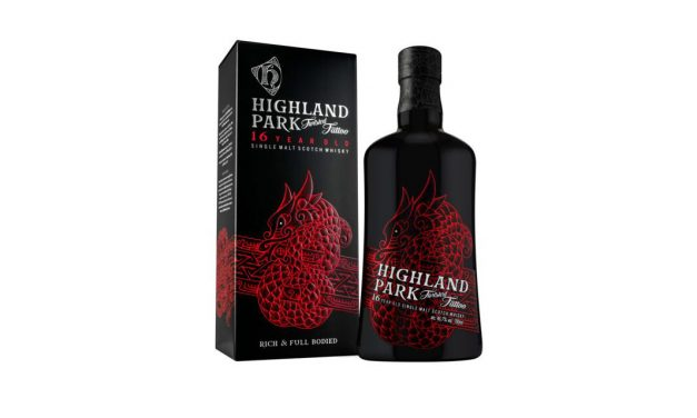 Twisted Tattoo, un Highland Park passé en fûts de Rioja