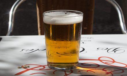 Le prix d'une bière en terrasse en Europe