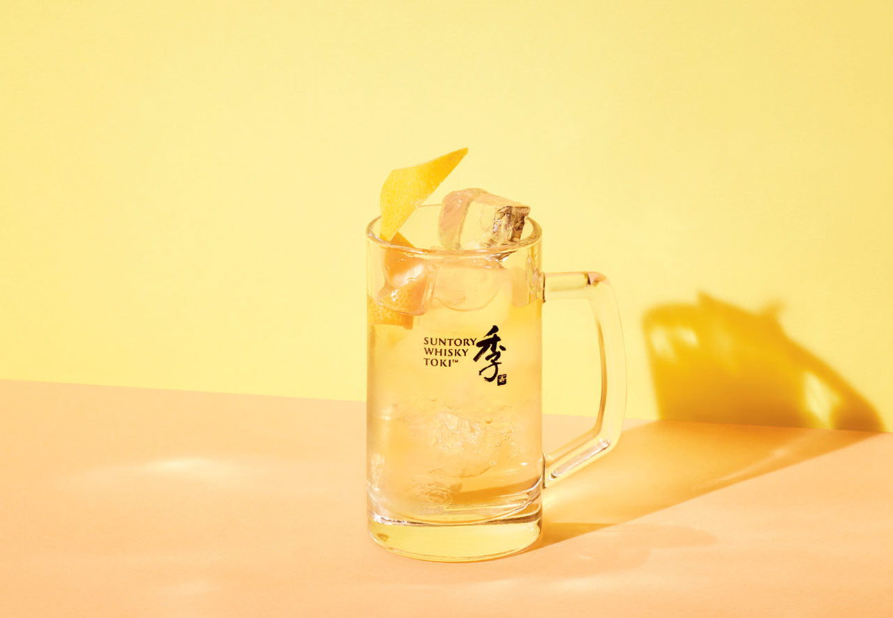 Le Highball Original au Toki Suntory