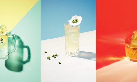 Le Highball twisté pour l'été par Suntory