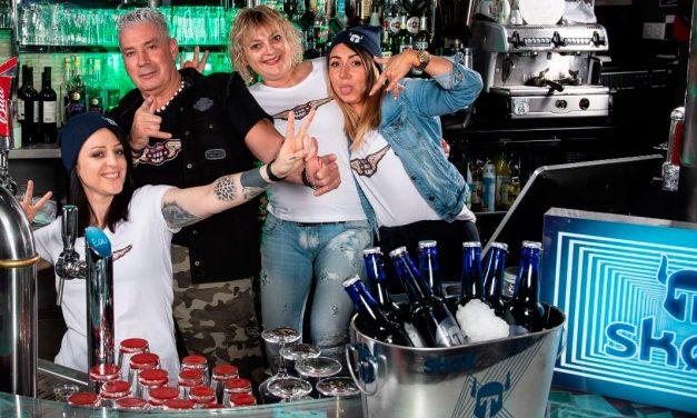 Le bar Route 66 d'Epinal remporte le Skøll Unknown Creative Serve 2019