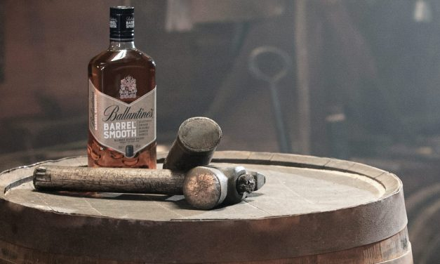 Ballantine's Barrel Smooth, nouveau blend carrément rond