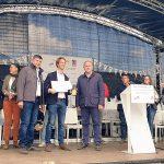Etienne d'Hautefeuille de la Distillerie d'Hautefeuille lauréat de Graines d'Agriculteurs