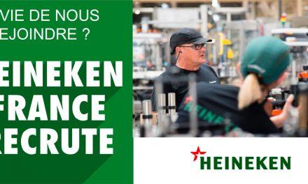 Job-Dating chez Heineken à Marseille