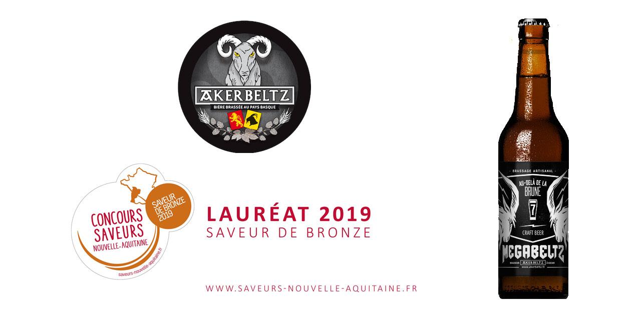 La Megabeltz d'Akerbeltz récompensée en Nouvelle-Aquitaine