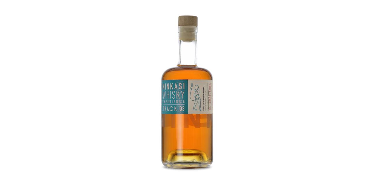 Arrivée imminente du whisky Ninkasi Track 03