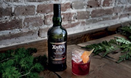 Cocktail Ardbeg Peaty Negroni