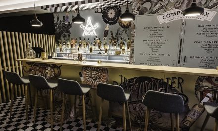 Compass Box entre en résidence au Golden Promise Whisky Bar