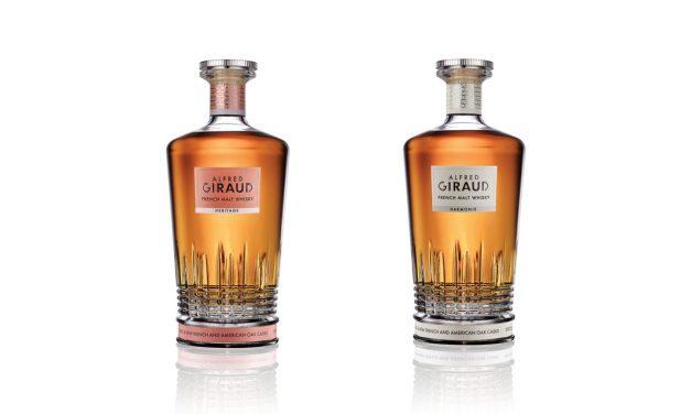 Le whisky français Alfred Giraud, la cognac touch