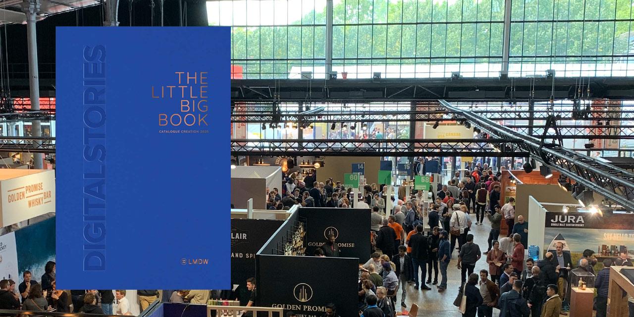 Après un beau Whisky Live Paris, voyage avec The Little Big Book