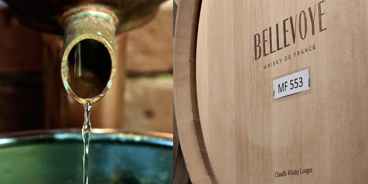 Bellevoye prend le contrôle de la distillerie de Bercloux