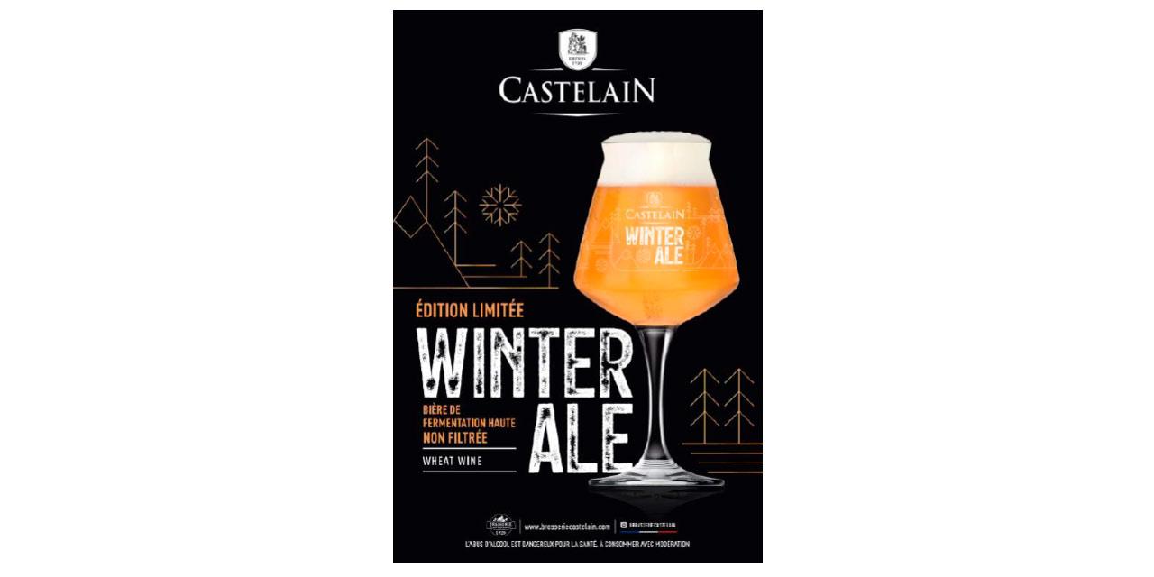 Castelain lance sa Winter Ale