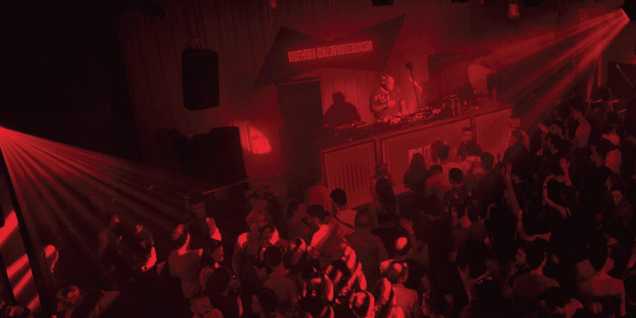 Le LAB Paris, le bar Dj's live éphémère de Bud et Mixmag