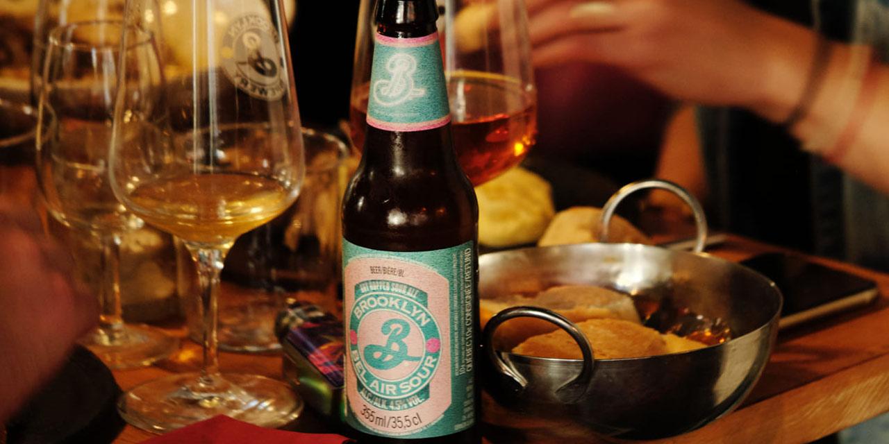 Magnum, le restaurant éphémère avec Brooklyn Brewery