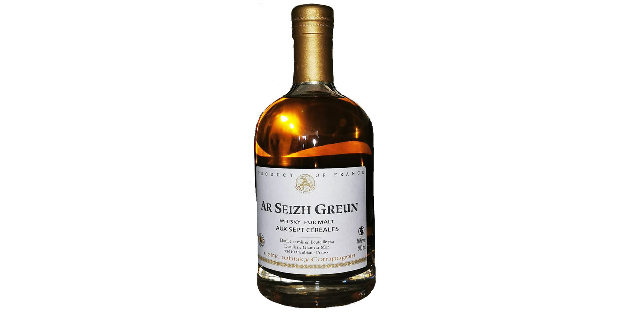 Ar Seizh Greun, le whisky à partir de 7 céréales !