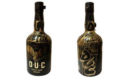 D.U.C, le whisky de Booba en édition ultra limitée Intox