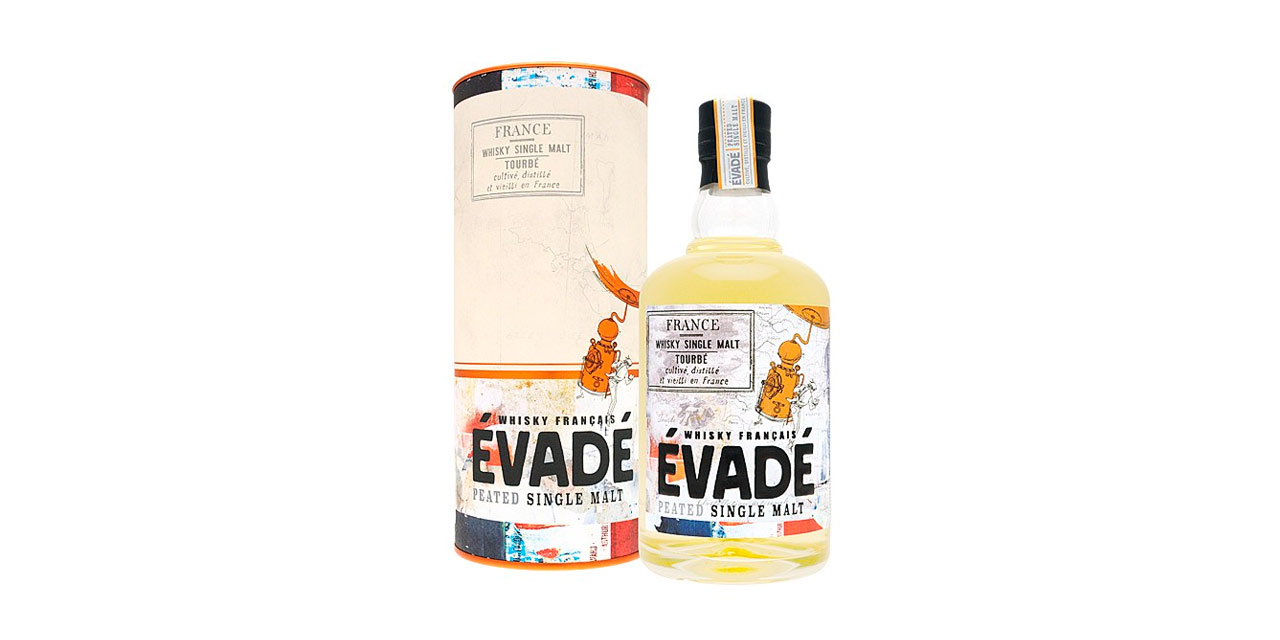 Évadé Single Malt Tourbé