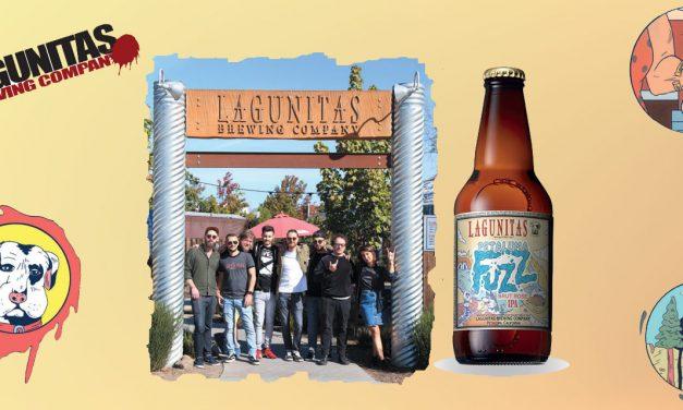 4 bars français créent la Lagunitas Petaluma Fuzz