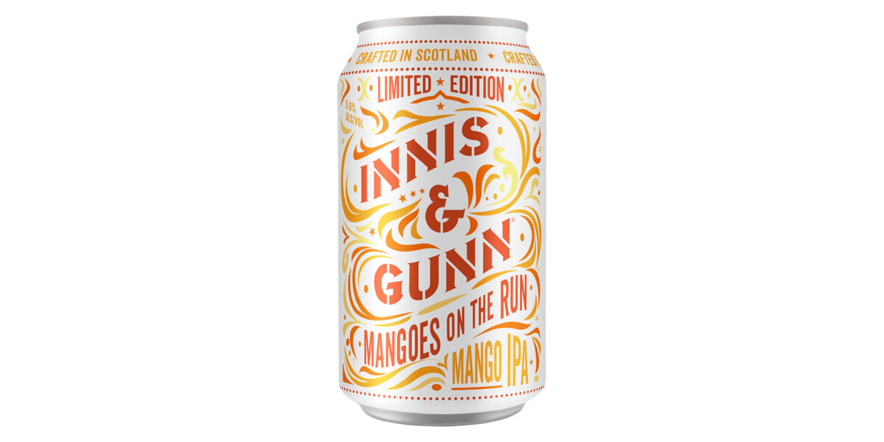 Innis & Gunn Mangoes on the Run