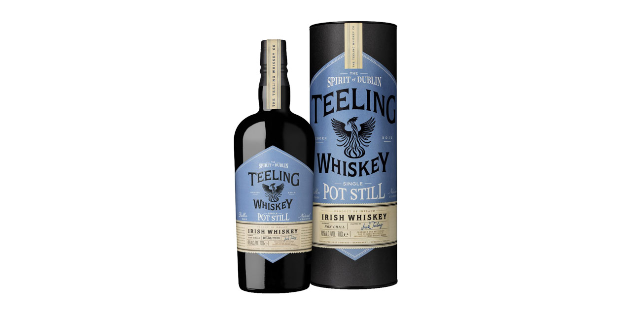 Teeling Single Pot Still Batch 3 en exclusivité au Comptoir Irlandais