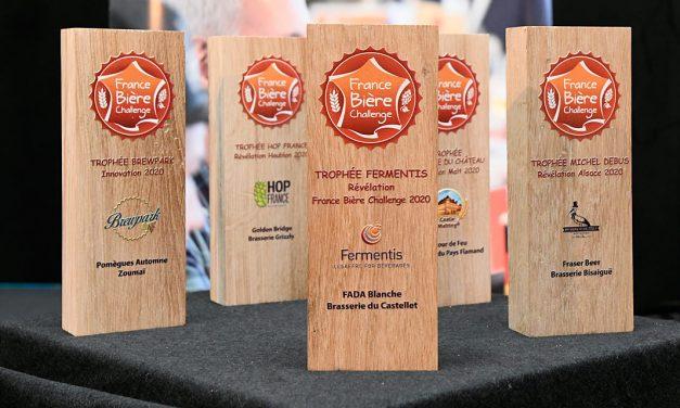 Résultats de la 3e édition du France Bière Challenge