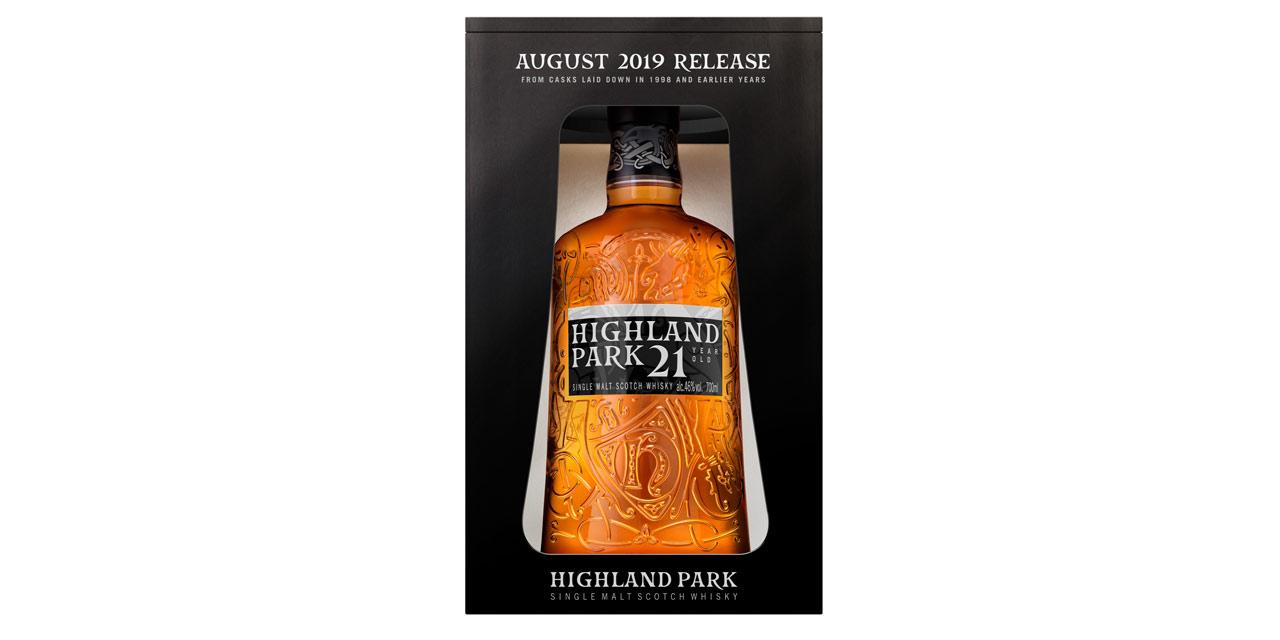 Un nouvel Highland Park 21 ans
