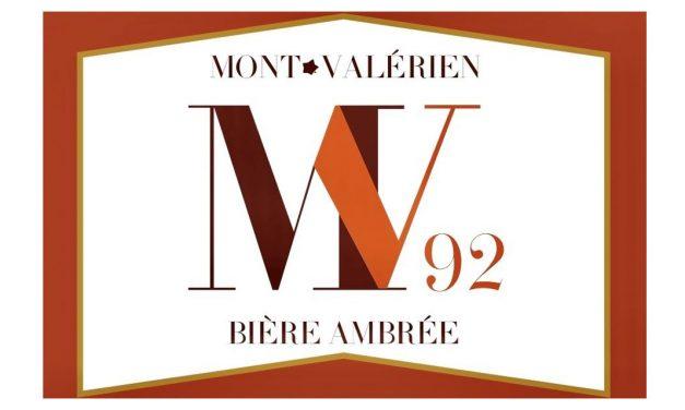 La Bière Mont-Valérien 92 arrive en version ambrée