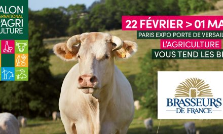 Les Brasseurs de France au Salon International de l'Agriculture