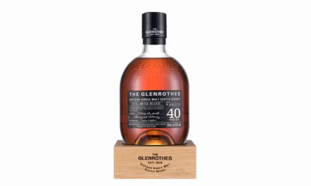 The Glenrothes, un single malt 40 ans d'âge