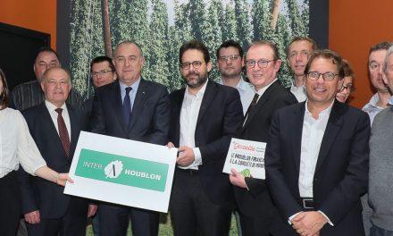 InterHoublon, la nouvelle interprofession du houblon français