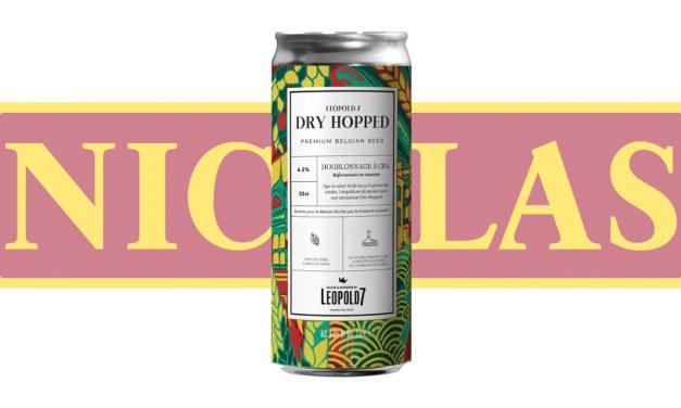 Nicolas lance une nouvelle bière en exclusivité pour la Saint-Patrick