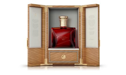 Edition ultra limitée Johnnie Walker Master's Ruby Reserve
