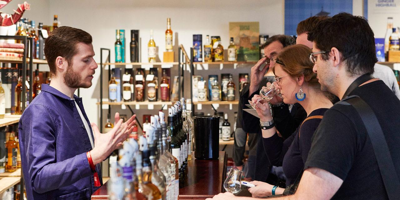 La Maison par La Maison du Whisky revient en avril