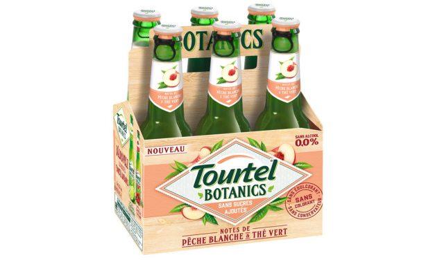 Nouvelle Tourtel Botanics Pêche blanche & Thé Vert