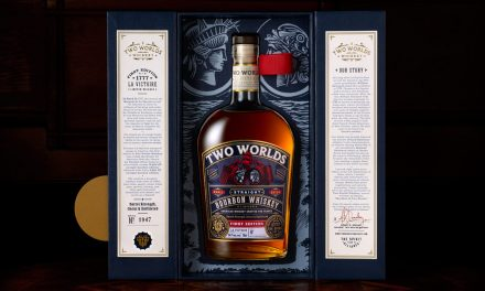 Two Worlds Whiskey lance un American Whiskey conçu pour la France