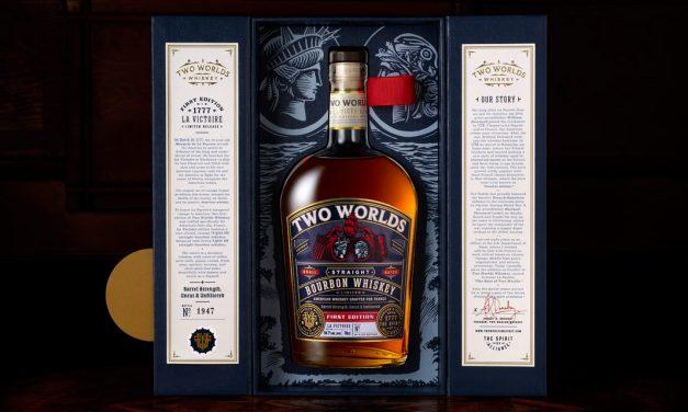 Two Worlds Whiskey lance un American Whiskey conçu pour la France