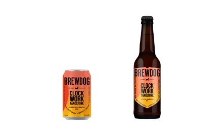 La Clockwork Tangerine de BrewDog disponible en France