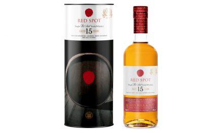 L'Irish Whiskey Red Spot disponible en France