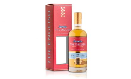 St. George's Distillery sort un Rum Cask Cask Strength