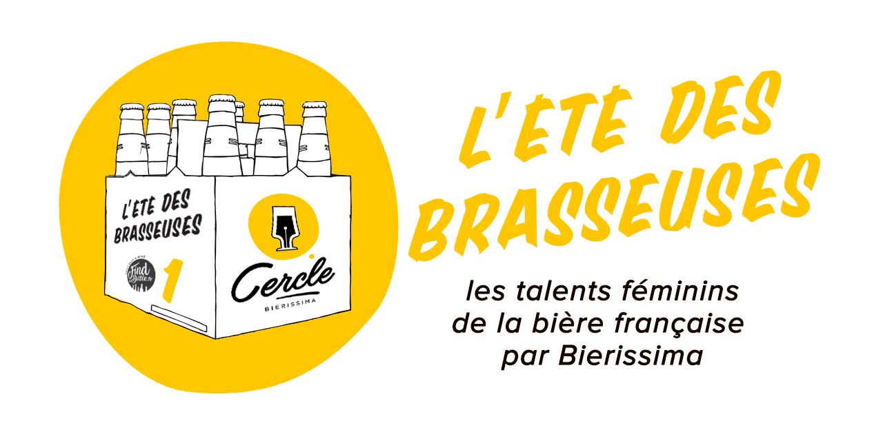 Le Cercle Bierissima présente l'Été des brasseuses
