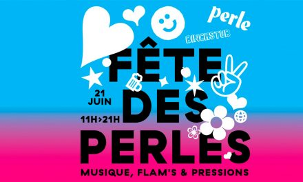 Demain c'est la Fête des Perles !