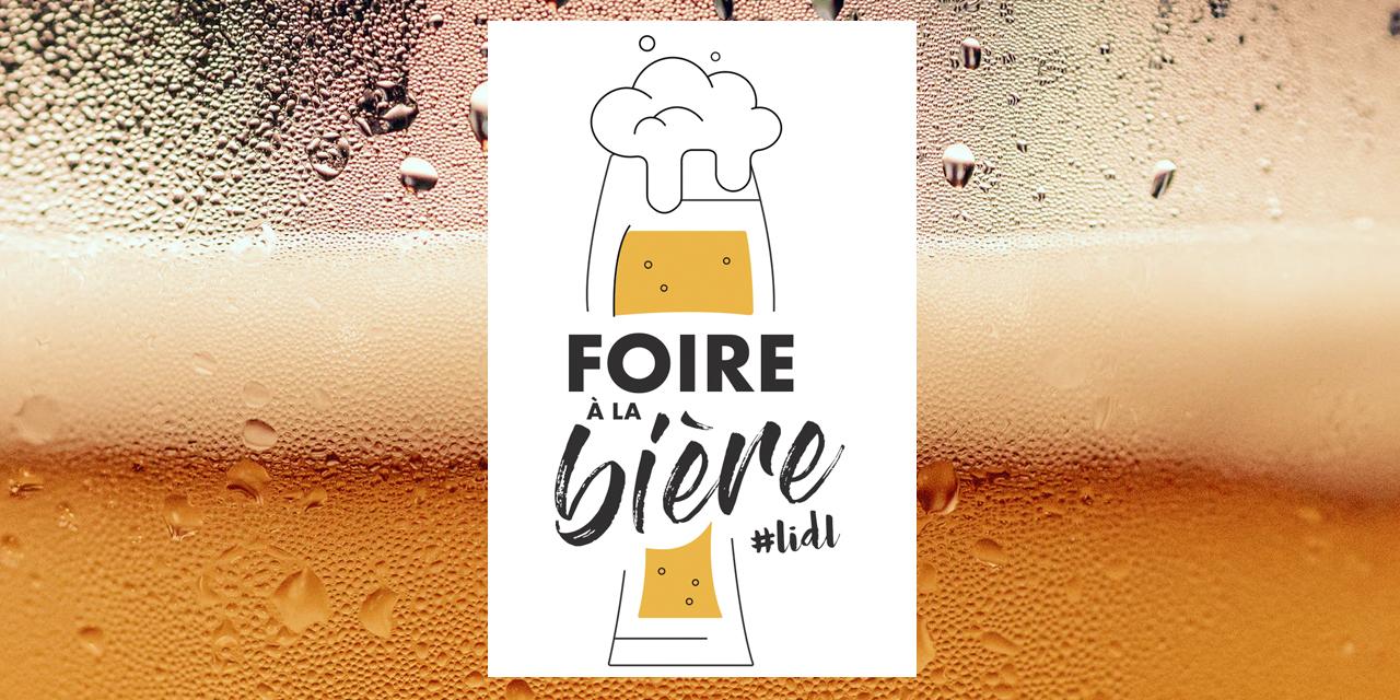 Lidl renouvelle sa Foire à La Bière
