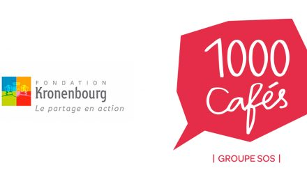La Fondation Kronenbourg au soutien de l'association «1000 Cafés»